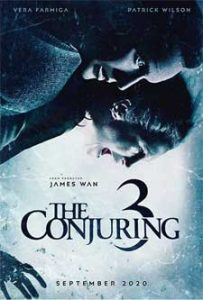The Conjuring 3 : The Devil Made Me Do It (2021)